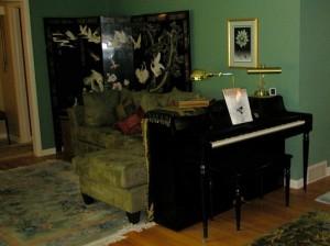 1967 Wurlizter Upright Spinet Piano